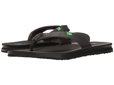 womens mat yoga flip sandals women dp flops s com sanuk amazon
