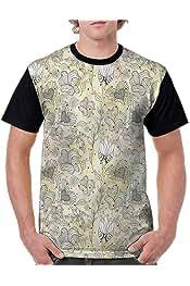 Performance T-Shirt,Valentine Romance Love Fashion Personality Customization