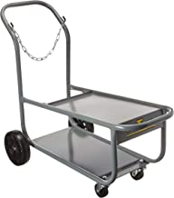 Saf-T-Cart 339-MM-8 Running Gear Series Carts with 8