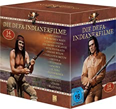 Indianer-Box (12x Gojko + Atkins + Blauvogel) [14 DVDs]
