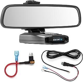 Radar Mount Mirror Mount + Direct Wire Power Cord + Micro2 Fuse Tap Escort IX EX Max360C (3001607)