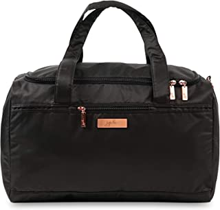 JuJuBe Starlet Large Overnight Duffle Bag Rose Collection, Knight Rose