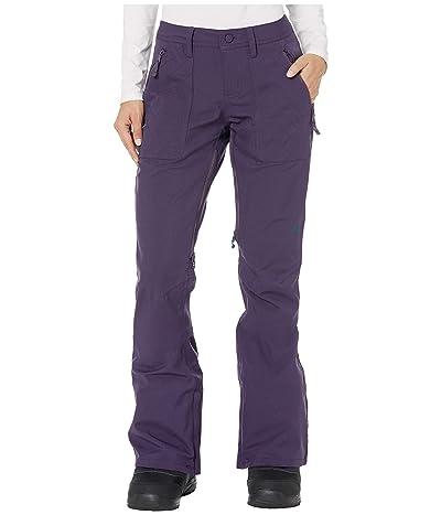 Burton Vida Pant (Purple Velvet) Women