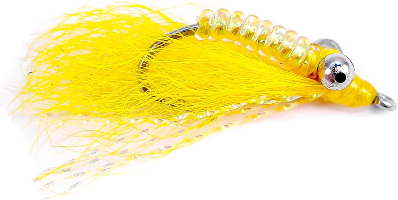 famous Henry Fly 2021 model Fishing Crazy Flies 6 Yellow Charlie