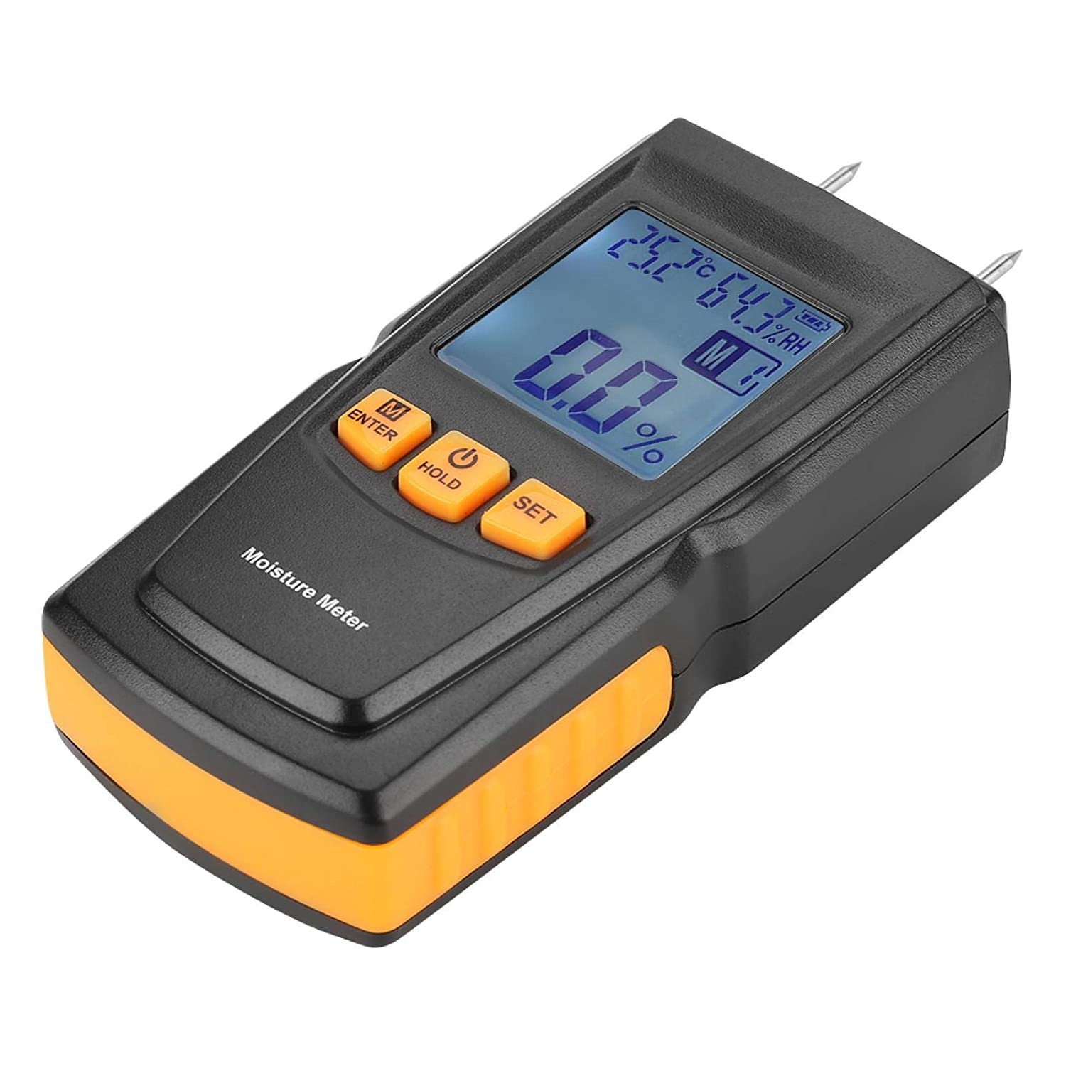 Light Weight Humidity Tester Meter W Year-end gift Moisture Detector store