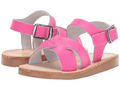 Freshly Picked Saybrook Sandal (Infant/Toddler/Little Kid) (Pink) Kid