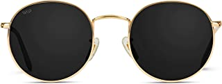 WearMe Pro Reflective Lens Round Trendy Sunglasses
