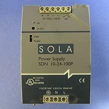 DIN Rail Power Supplies 240W 24-28VDC 10A