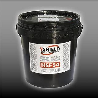 EMR Shielding Solutions EMF Shielding Paint YSHIELD HSF54 5 Liter