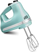 KitchenAid KHM512AQ Pro Line 5 Speed Hand Mixer, Aqua Sky