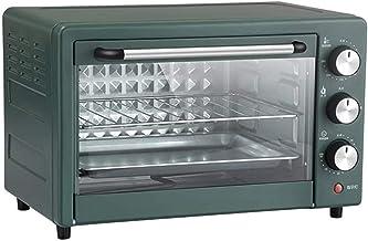 MINI FOUR MULTIFONCTIONNEL MULITICONCTIONNEL Four électrique 20L Capacité de grande capacité Machine à pain 35 ~ 250 ° C C...