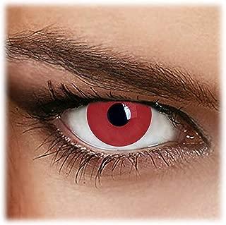 Halloween Eye Mask Vampire Red