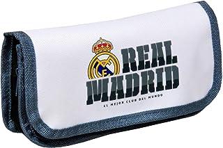 Real Madrid PT-291-RM Portatodo Con Solapa: Amazon.es: Oficina y papelería