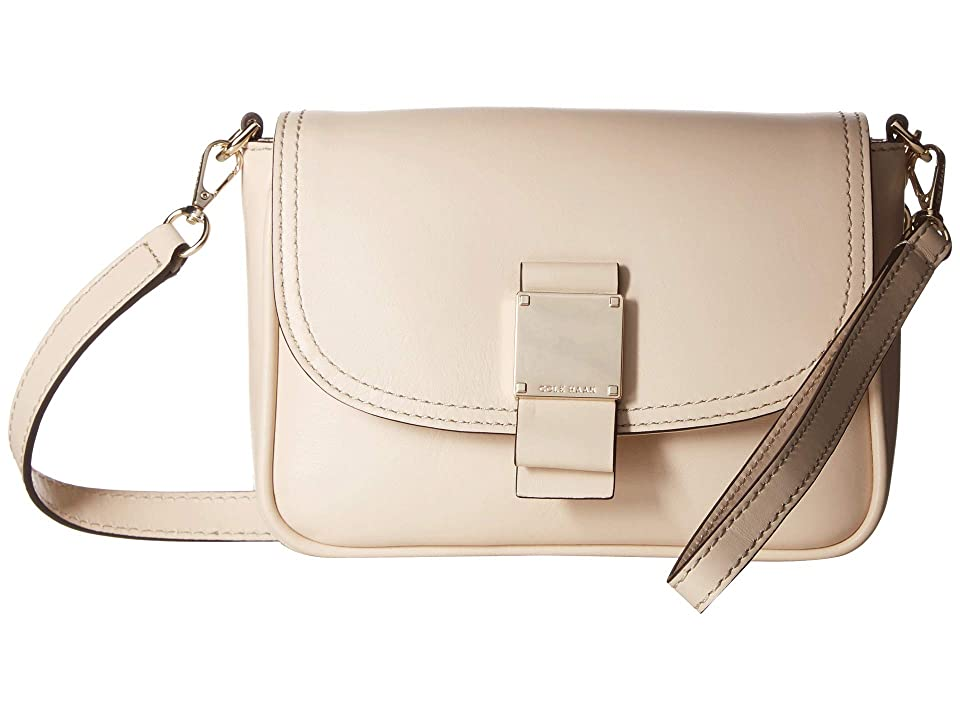 Cole Haan Tali Crossbody (Brazilian Sand) Handbags, Pink