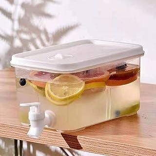 fdsfa Drankdispenser met tapkraan, limonade-drankdispenser, koudwaterfles met grote capaciteit, huishoudelijke koelkast, k...