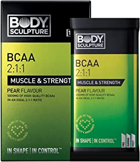 BCAA 2:1:1 由 Body Sculpture 制造