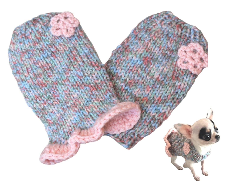 Teacup 4 years warranty Puppy NEW before selling ☆ Dog Sweater XXXXS XXXS Dress Teeny LB 1 only Tiny