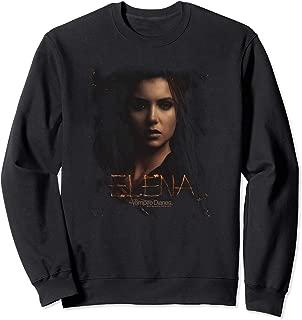 Vampire Diaries Elena Smokey Veil Sweatshirt