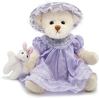 Oitscute Small Teddy Bears Baby Cute Soft Stuffed Animal Plush Toy for Girl Women (10 inch)