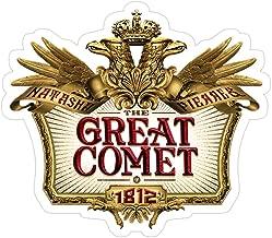 Vijk kor Natasha Pierre and The Great Comet of 1812 Stickers (3 Pcs/Pack)