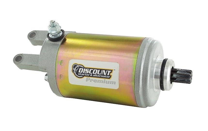 Discount Starter & Alternator 18341N New Premium Starter For Honda ATC250ES, ATC250SX, TRX250 ATVs - 2 Year Warranty
