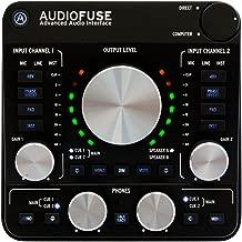 Arturia AudioFuse - Deep Black