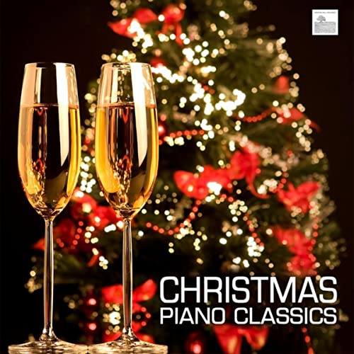 Christmas Dinner Party.Christmas Piano Classics Christmas Classical Music And