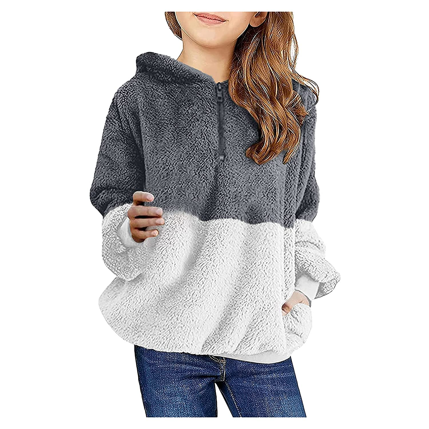 Toddler Boys Girls Hoodies Sweatshirt Printed Pullover Cheap mail order sales Max 55% OFF Lo Hooded