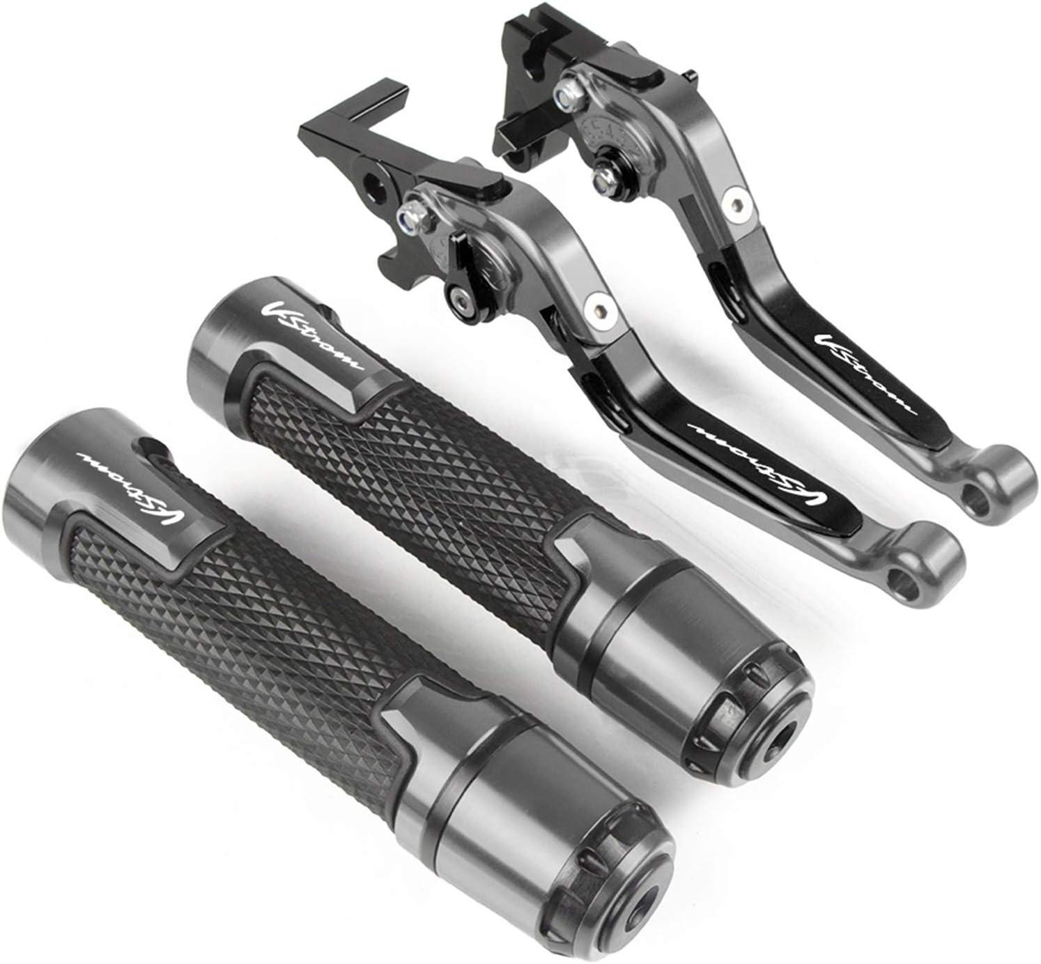 Free shipping / New Motorcycle Clutch Bombing new work Grip Set For Suzuki 250 DL250 V-strom V-str DL