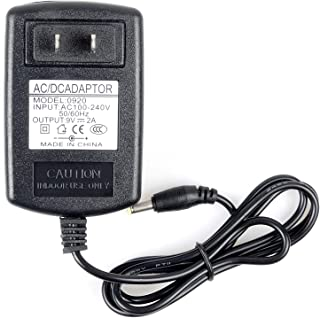 AC 100-240V to DC 9V 2A Switching Power Converter Adapter American Plug 4.0X 1.7mm
