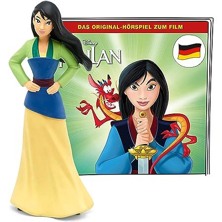 tonies- Disney Mulan Live Action Figura de Audio, Multicolor (10000209)
