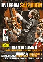 Gustavo Dudamel: Live from Salzburg - Beethoven/Mussorgsky