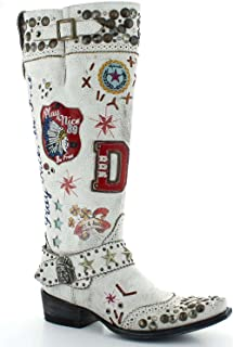 Old Gringo Double D Liberty & Justice Boot