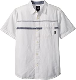 Vans Kids Thurber Short Sleeve Woven (Big Kids)
