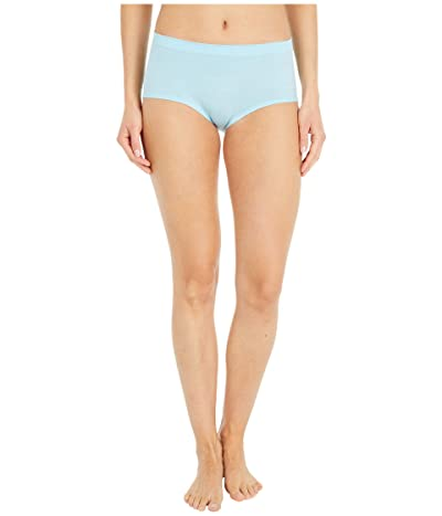 Smartwool Seamless Hipster (Light Wave Blue) Women