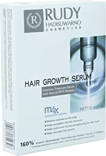 Rudy Hadisuwarno Cosmetics Hair Growth Serum 6 x 9 ml