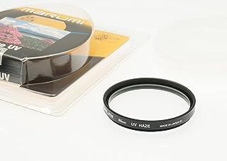 Marumi UVフィルター ブラック 日本製 Sigma 19mm F2.8 DN Art 30mm F2.8 DN Art 60mm F2.8 DN Art 30mm F2.8 EX DN 19mm F2.8 EX DN用