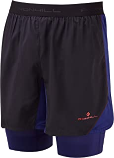 Ronhill Men's Stride Revive Twin Shorts