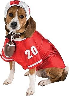 Rubie's Football Star Pet Costume
