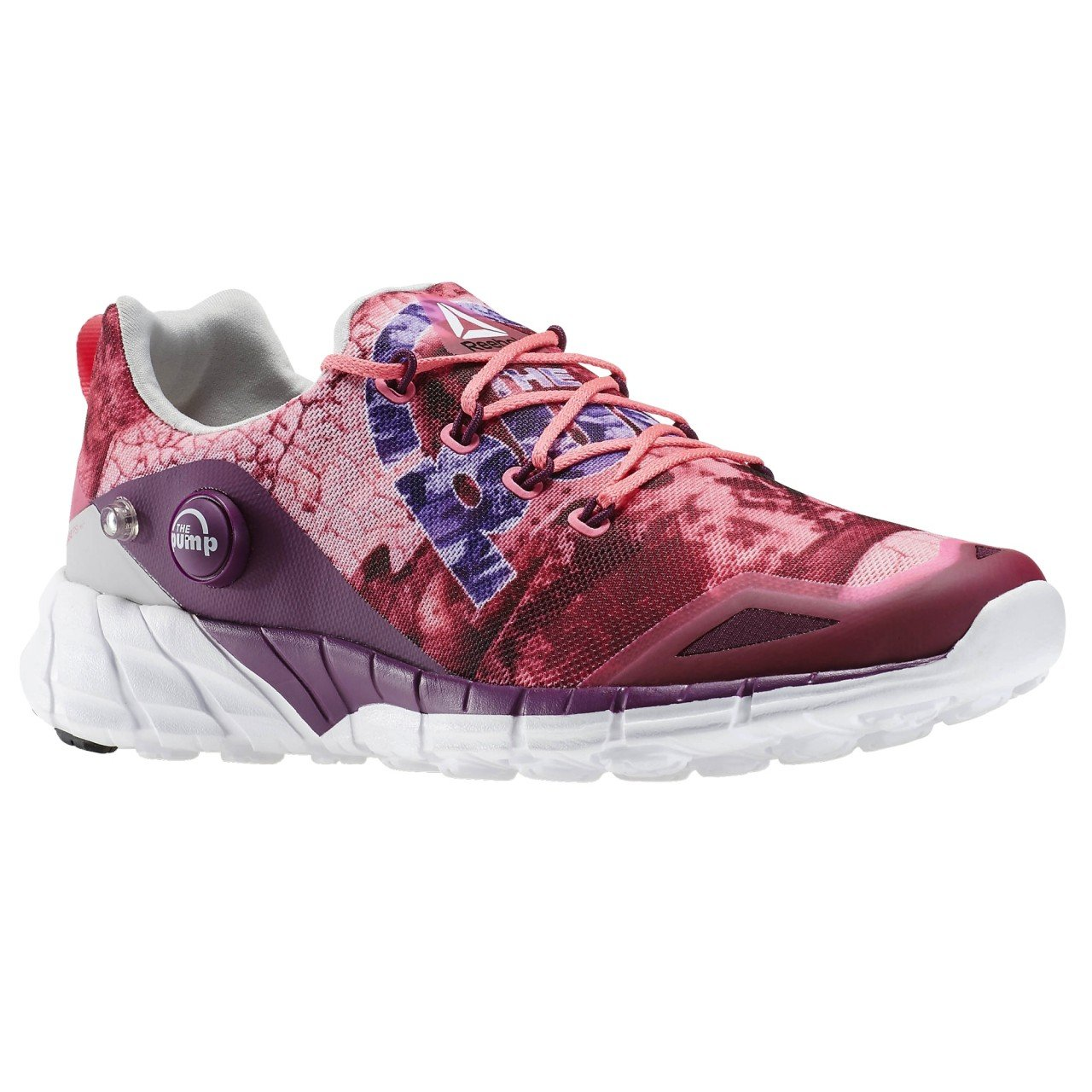 Reebok Damen V72626_38 Running Shoes, red, EU