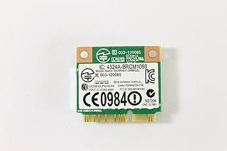 ديل ميني بي سي اي اكسبرس نصف الارتفاع 86RR6 WLAN واي فاي 802.11n بطاقة لاسلكية Latitude E6320