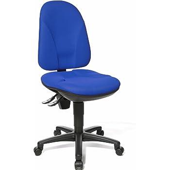 Bürostühle blau