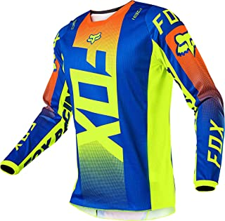 Fox Race Jersey Men/'s Motocross//MX//ATV//BMX//MTB Dirt Bike Adult