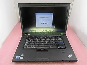 Lenovo ThinkPad W510 Laptop 15.6 Quad Core i7 1.73GHz 8GB 320GB DVDRW NVIDIA 1GB