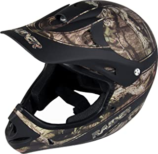 Raider Ambush Mossy Oak Unisex-Adult MX Off-Road Helmet (Break-Up Infinity Camo, Medium)