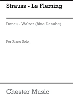 Johann Strauss II: the Blue Danube Waltz for Piano. Piano