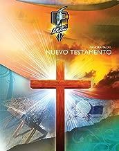 Panorama del Nuevo Testamento: Formato similar al libro impreso [se ve como el libro impreso pero a todo color] (Serie fe y acción nº 1013) (Spanish Edition)