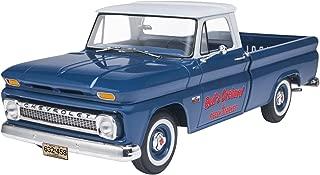 Revell-1966 Chevy Fleetside Pickup,Escala 1:25 Kit de Modelos de plástico, (17225)