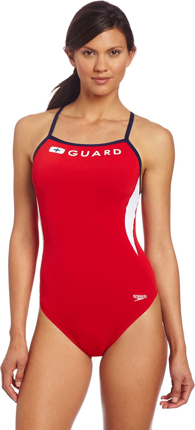 Speedo Women's Guard Energy Back