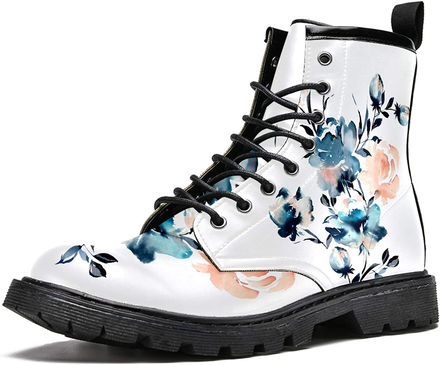 Womens Boots Outdoor Non Slip Complete Free Shipping Flower Casual Blue Pink Boot Long Beach Mall